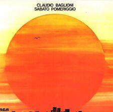 BAGLIONI CLAUDIO - SABATO POMERIGGIO  - LP VINILE  NUOVO SIGILLATO