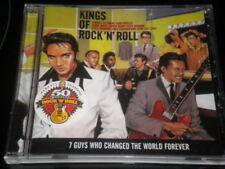 CD de musique rock 'n' roll Elvis Presley sur album