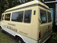 Daimler Benz  Mercedes Bus 207  BM 601