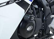 R&G Crash Protectors Aero Style for Honda CBR500R (2016 - 2017)    BLACK