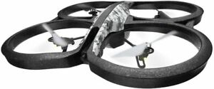 Parrot AR Drone 2.0 Elite Edition Quadrocopter 720p HD Kameradrohne Drone Snow