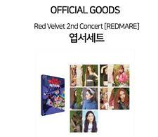 RED VELVET 2nd Concert Redmare OFFICIAL GOODS POSTCARD SET SEALED
