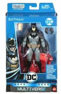 DC Multiverse Lex Luthor Series Batman Gotham by Gaslight Figure NIB