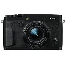 USD Fujifilm X30 12 MP Digital with 3.0-Inch LCD Black Excellent