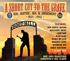 A Short Cut To The Grave [CD]