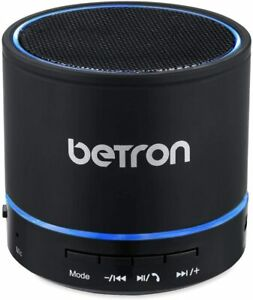 Betron Speaker Wireless Bluetooth Portable KBS08 Built In Mic Remote Heavy Bass