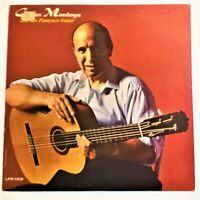 Carlos Montoya And His Flamenco Guitar   RCA Victor 1958 Vinyl LP