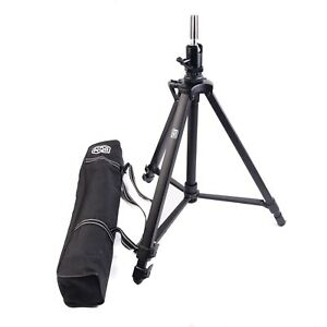 Pivot PointUniversal Tripod with Swivel Mount For Mannequin Head w/ Carry Case