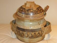 ZAPPA Art Pottery Studio Tureen - Extremely Rare with a Museum Quality Design