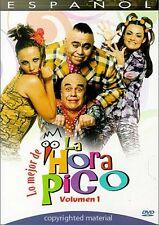Lo Mejor de la Hora Pico Vol. 1 (DVD, 2003, Concualeo Duval, Miguel Galvan, New)