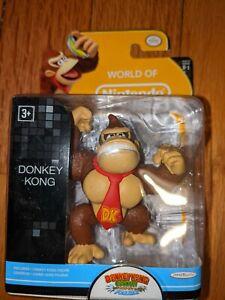 "World Nintendo Donkey Kong Country Tropical Freeze 2.75"" Figure"