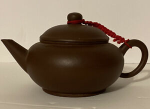 Chinese Clay Teapot 7oz