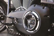 Tapa De Embrague Transparente RSD Clarity Derby Cover Para Harley-Davidson®