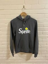 Sprite Hoodie Jumper Grey Size M unisex Men's Or Women's New With Tags