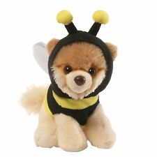 Gund Itty Bitty Boo Bee Costume Stuffed Dog Plush