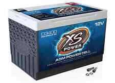 D3400 XS Power Sealed Non-Spillable AGM 12 Volt 3,300 Amp Lead Acid Battery