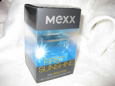 MEXX FIRST SUNSHINE  EAU DE TOILETTE  , 30ml