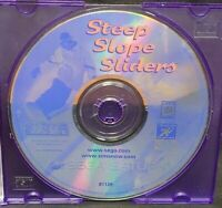Steep Slope Sliders Snowboading  Sega Saturn Game  Rare Tested + Working