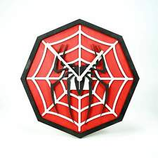 Spider Man Wall Clock .