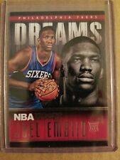 2014-15 NBA Hoops Dreams JOEL EMBIID Rookie Card #6 RC Mint