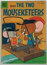 Four Color #642: M.G.M.'s The Two Mouseketeers - Harvey Eisenberg Art - 1955