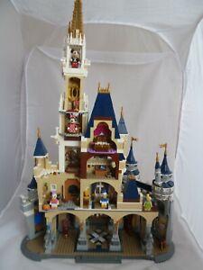 Lego 71040 Disney Princess Castle - Boxed, instructions, figures