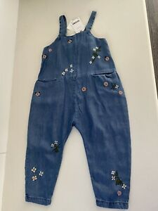 Girls Next Jumpsuit Age 2-3 Years