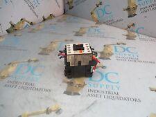 FUJI ELECTRIC SC13ZA 4NC0F0310Y SC-0Y 20 A 3 PH 5 HP 600 V CONTACTOR