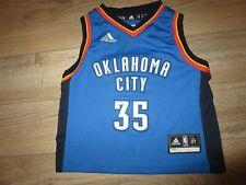 Kevin Durant #35 Oklahoma Ciudad Thunder NBA Finals Camiseta Niño 2T