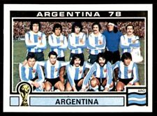 Panini World Cup Story 1990 - Argentina Team No. 101