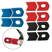 4Pcs Bicycle Crank Arm Cover Universal MTB Mountain Bike Crank Accessories  T