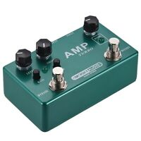 Mosky Amp Turbo Guitar Effect Pedal 2 In 1 Boost Overdrive Effects True By P5Q6