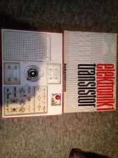 Elektronik1 Transitor , Pikotron e1, Pikotron e2, Pikotron e3 DDR Elektroniksatz