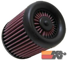 K&N Universal X-Stream Clamp-On Air Filter For 2-7/16FLG, 4OD, 4-3/4H RX-4040-1