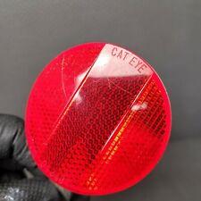 Cat Eye RR-250 Red Reflector Rear w/ R19-2 Bracket Vintage