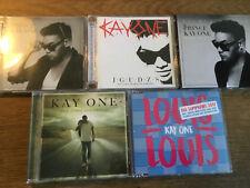 Prince Kay One [5 CD + 1 DVD] Junge von Damals + Rich Kidz (Deluxe) + JGUDZS