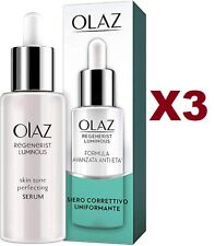 3 OLAZ REGENERIST LUMINOUS ANTI-ETA' SIERO CORRETTIVO UNIFORMANTE 40ml