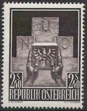 Österreich Nr.1025 ** UNO Aufnahme 1956, postfrisch