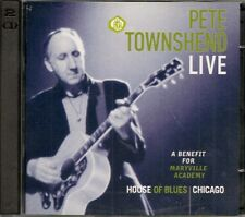 """PETE TOWNSHEND (THE WHO) - Live (Do-CD) mit """"Magic Bus""""Heart to hang onto""""WGFA"""