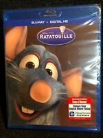RATATOUILLE (BLU RAY) NEW!! (No Digital) *FAST FREE SHIP!*