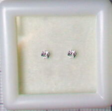 0.20 TCW H/ SI AA+ NATURAL LOOSE DIAMOND 2 PC LOT 0.10 CT EACH DIAMOND D24M25