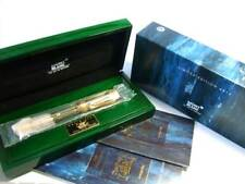 Montblanc Patron of the Art Edition1997 Peter the Great Fountain Pen NEW + BOX