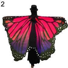 EG_Schmetterling Flügel Strand Handtuch Umhang Schal für Damen Weihnachten