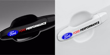 Ford Performance Decal Vinyl Decal for Door Handle, Mirror, Wheel (2 color, 8pc)