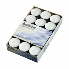Bolsius Tealight with Scent Fresh Linen - Box of 30 Candles
