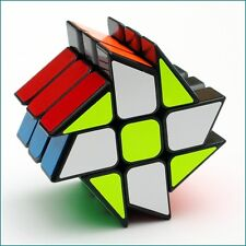 Hand Spinner 3x3x3 Twist Puzzle Magic Cube Rubik Classic Rubix Toy Game Kids