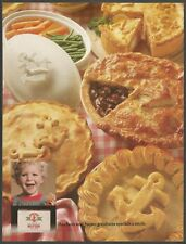 ANCHOR New Zealand Butter - 1979 Vintage Print Ad