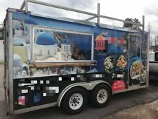 6' x 17' Food Concession Trailer for Sale in North Carolina!