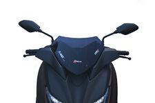 28450 SPOILER CUPOLINO PARABREZZA FUME' NERO YAMAHA XMAX X-MAX125  300 400 2017>