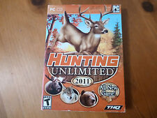 Hunting Unlimited 2011 (PC, 2010)